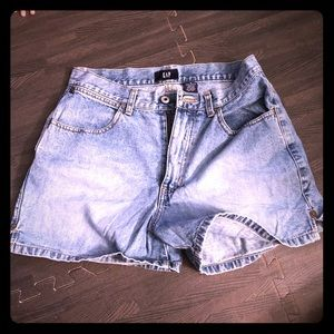 Denim GAP shorts